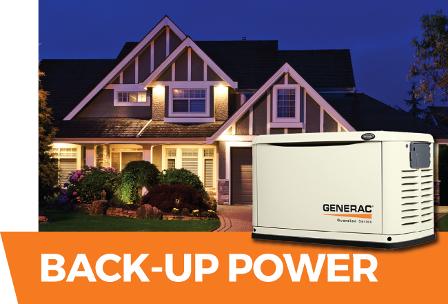 Residential and Commercial Generators from JD Indoor