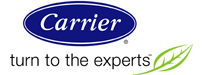 Carrier products logo from JD Indoor
