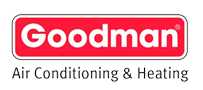 Goodman Air Conditioning and Heating Logo JD Indoor Comfort