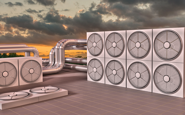 HVAC System for commercial properties from JD Indoor