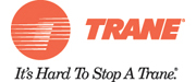 Trane Logo Products we service and repair
