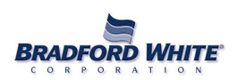 Bradford White Products logo offered by JD Indoor Comfort
