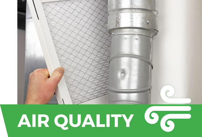 Air Quality Installation Button JD Indoor Comfort