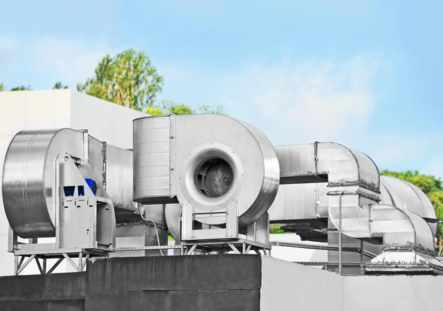 Commercial HVAC Design and Install