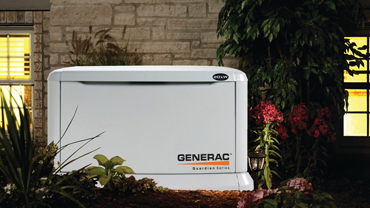 Backup Generators by Generac from JD Indoor
