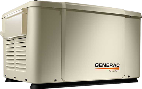 Generac Generator from JD Indoor Comfort